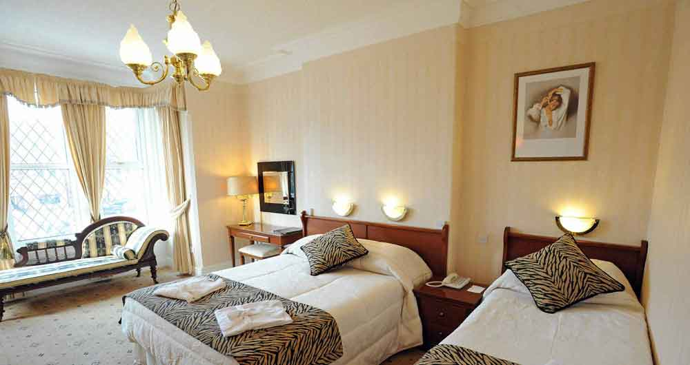 The Bedford Hotel, Lytham St.Annes – Rooms