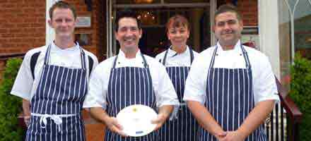 Award Winning Cuisine -The Bedford Hotel