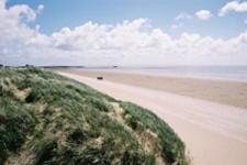 Sand Dunes at Lytham St Annes