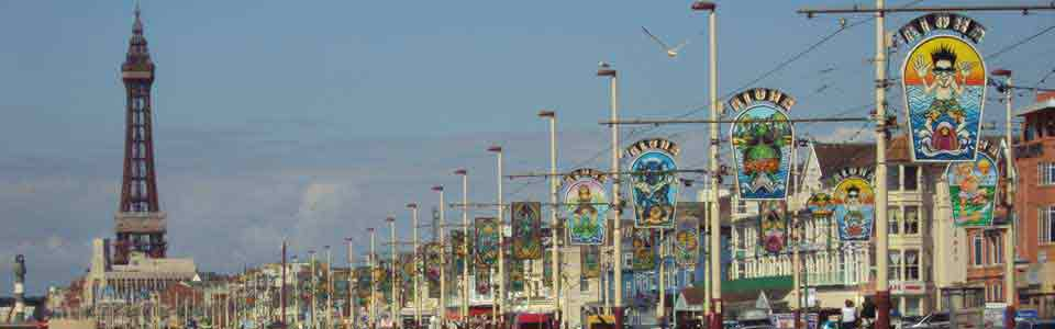 Things to see & do in Blackpool